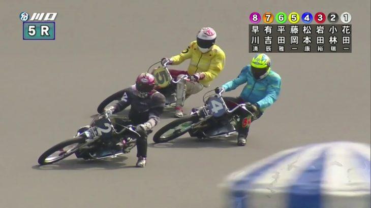 令和元年オッズパーク杯SG第33回全日本選抜オートレース初日・予選、松本やすし(伊勢崎32期)が2着入線で2日目予選へ!