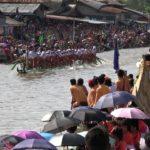 熱狂のボートレース~インレー湖祭り
