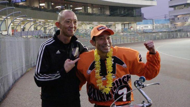 100Vまであとひとつ!! 永井大介選手が99V達成! 「日本シンライサービス杯」優勝戦