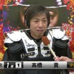オッズパーク杯SG第51回日本選手権オートレース2日目・特別予選、王者は絶対にあきらめない! 本当にあきらめない! 絶対王者・高橋貢(伊勢崎22期)が1着入線でスーパーライダー戦進出!