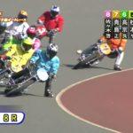 オッズパーク杯SG第51回日本選手権オートレース初日・一次予選、松本やすし(伊勢崎32期)が2着入線で特別予選進出!