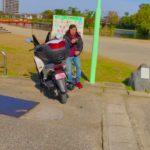 津島ビンテージバイクラン2019    天王川オートレース Harley Davidson ハーレーダビットソン まのや 津島市 天王川公園 津島神社 Indian インディアン トライアンフ