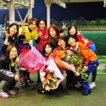 芦村幸香選手ラストラン&水神祭(2019.12.26)【ボートレース下関】