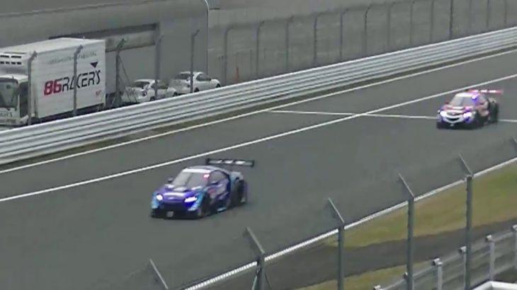 SuperGTxDTM交流戦レース2決勝@富士スピードウェイ