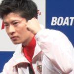 田中圭、2020年の漢字は「燃」 完全燃焼を誓う ボートレース新CMシリーズ「ハートに炎を。BOAT is HEART」発表会
