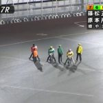 山陽ミッドナイトオートレース初日・予選、これが山陽深夜初参戦! 松本やすし(伊勢崎32期)が4着で選抜予選進出!