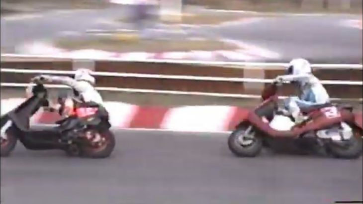 [46] 1992年12月 徳島ミニバイクレース最終戦(Fクラス)予選