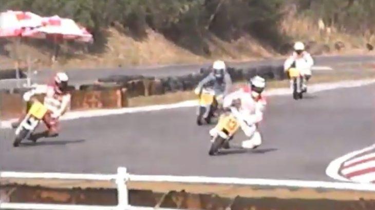[47] 1992年12月 徳島ミニバイクレース最終戦(Pクラス予選)