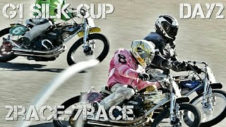 GⅠシルクカップ2020 Day2 予選 2Race-7Race [伊勢崎オートレース] motorcycle race in japan [AUTO RACE]