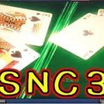 【メダルゲーム】セガネットワークカジノクラブ SNC3【JAPAN ARCADE】