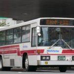 西鉄バス北九州(八幡6648:西鉄黒崎バスセンター→若松ボート)