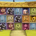 【オンラインカジノで稼ぐ】BIGBADWOLFのフリースピンは夢がある【Minbet.win】