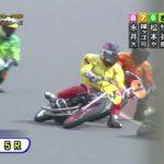 福岡ソフトバンクホークス杯G1開設63周年記念レース2日目・予選、松本やすし(伊勢崎32期)が4着で準々決勝戦進出!