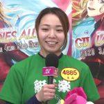 【勝利者インタビュー初日12R】|GⅡ第4回レディースオールスター|3月3日(火)|ボートレース│大山千広