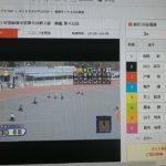 3月3日飯塚オートレース3レース