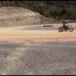 【オートレース】かぐや姫が撮影したパワフルなマシンスポーツですアマチュアオートレーサーファイターNo.3
