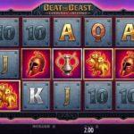 インターカジノの新スロットBeat the Beast CERBERUS INFERNOをプレイ