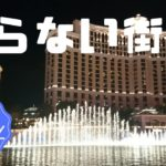 【カジノ】1分旅行  ラスベガス【砂漠のオアシス】