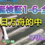 【競艇 ボートレース】1-6-全で競艇検証!連日万舟!