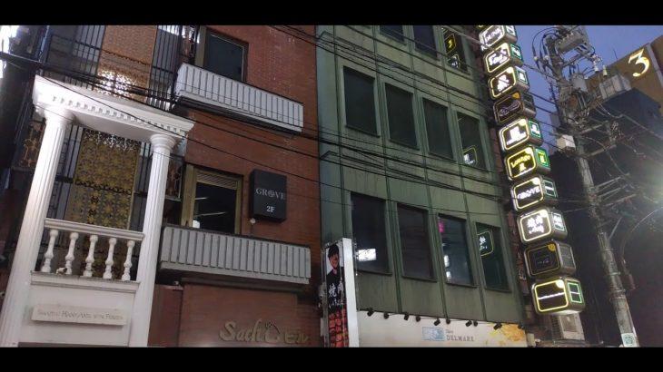 逮捕「アングラ賭博に○○〇は関係ない」 歌舞伎町の裏カジノ摘発 東京都新宿区歌舞伎町2丁目28-15sachiビル 新宿歌舞伎町 Youtuber日記 ホスト通りにあるビルです。