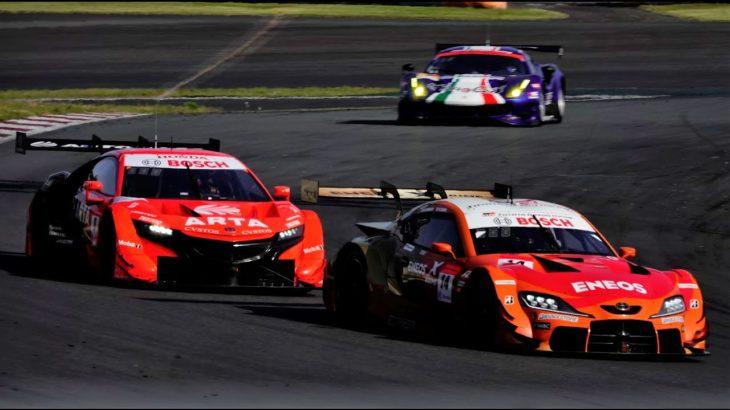 2021 スーパーGT Rd.2 富士 決勝レース前半 スーパーGT