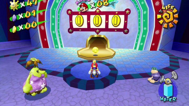 【スーパーマリオサンシャイン】 カジノ・デル・フィーノのヒミツ 【Super Mario Sunshine】the secret of casino delfino